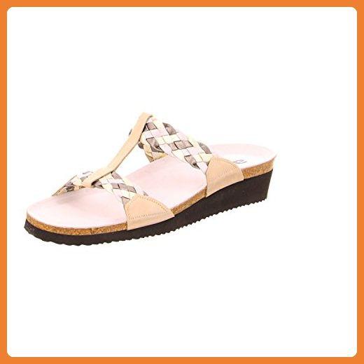 ara Shoes AG, 12-36114-13, Größe 43, Beige/argento multi