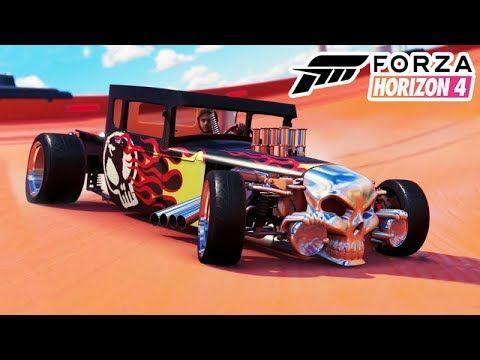 Forza Horizon 4 Youtube Novos Carros Carros Mundo Aberto