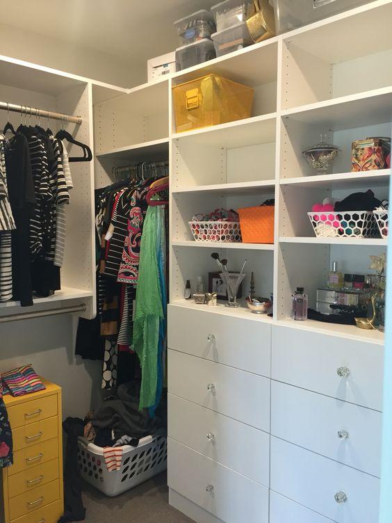 Dream Closet - left side