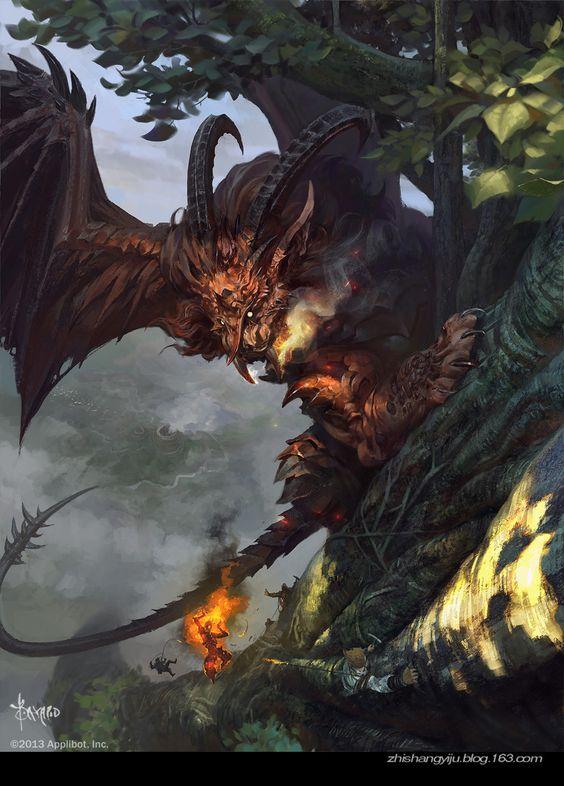 dragão de prata por bayardwu no DeviantArt