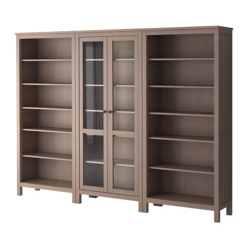 IKEA Hemnes Bookcase Will be fantastic for my Transformers and LEGO Display Ideas for Sky's
