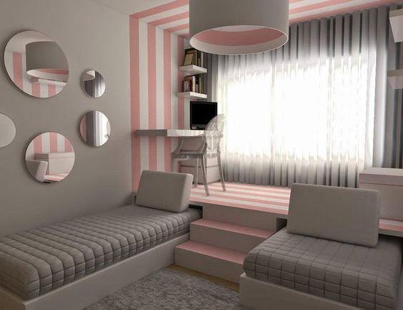 decoracion cortinas dormitorios juveniles: