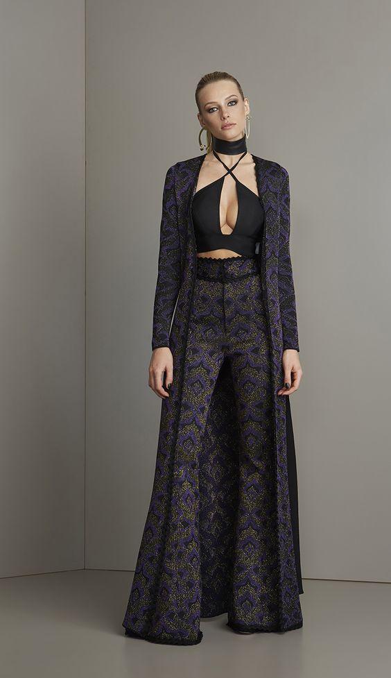 CALÇA BANDAGEM COM LUREX - CAL12322-13 | Skazi, Moda feminina, roupa casual, vestidos, saias, mulher moderna