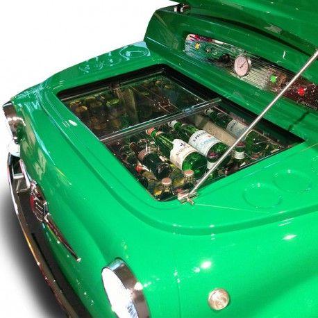 SMEG500, Fiat 500 Kühlschrank