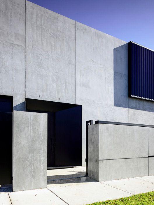 Light Vault Chamberlain Architects Architecture Architect Concrete Architecture