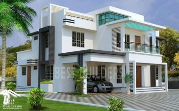 Ace Golfshire Is Believed As One Of The Best Options Of Buying Property In Noida Expressway The Bungalow House Design Kerala House Design House Design Photos
