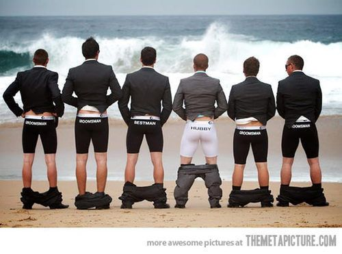 Is this too inappropriate for my wedding?? Nahhhh