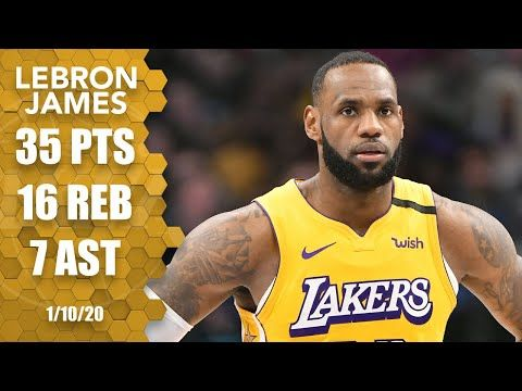 Lebron James Achieves A Career First In Lakers Vs Mavericks Matchup 2019 20 Nba Highlights Youtube In 2020 Lakers Vs Lebron James Lakers