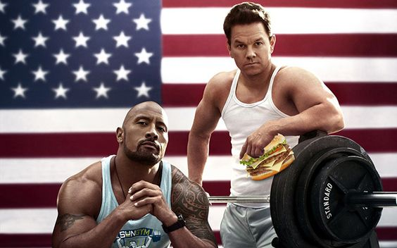 15 juicy photos of Mark Wahlberg photoshopped with burgers