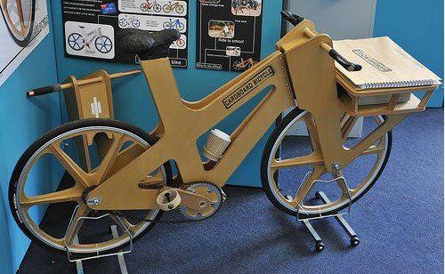 Bicicleta ecológica