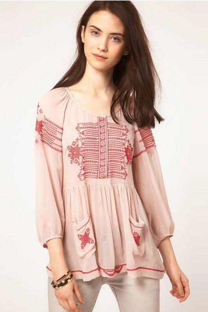 I Like the blouse