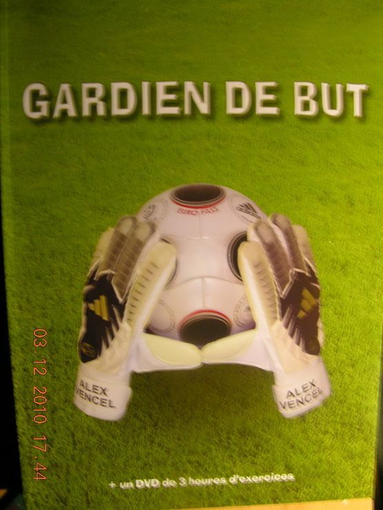 GARDIEN DE BUT - 2008 - 1FO.VEN