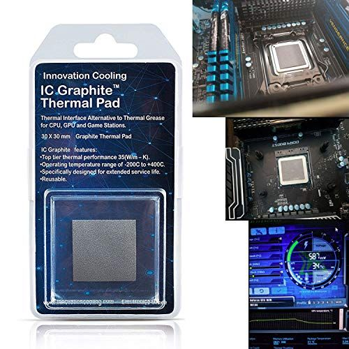 Innovation Cooling Graphite Thermal Pad Innovation Gaming