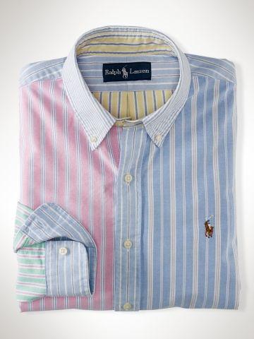 Custom Multi-Stripe Fun Shirt