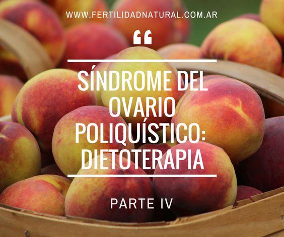 Sindrome del Ovario Poliquístico: Dietoterapia (Part IV) :: Fertilidad natural