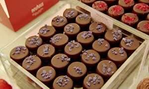 Bélgica, inventora do bombom, ganhou fama mundial pelo chocolate