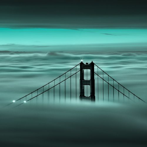 The Golden Gate - love it here!