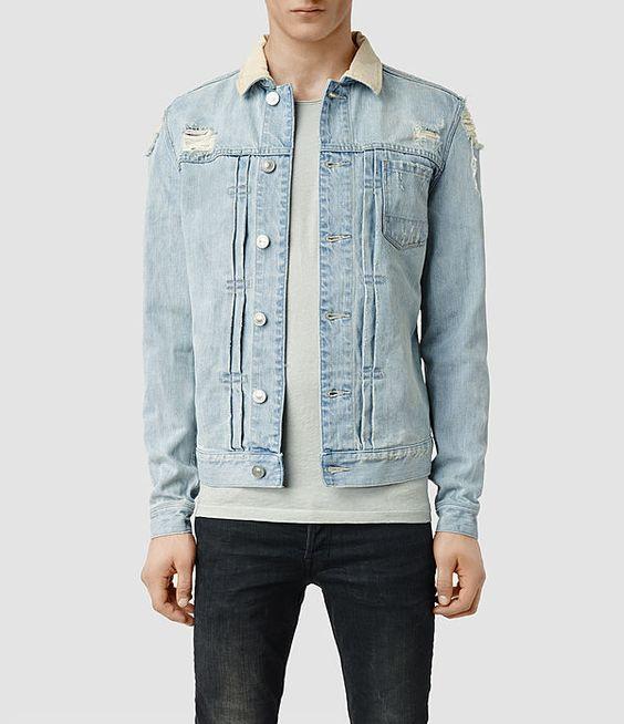 ALLSAINTS: Men's Coats & Jackets - Shop our range online ...