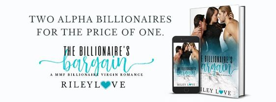 ~Cover Reveal~The Billionaire's Bargain by Riley Love~