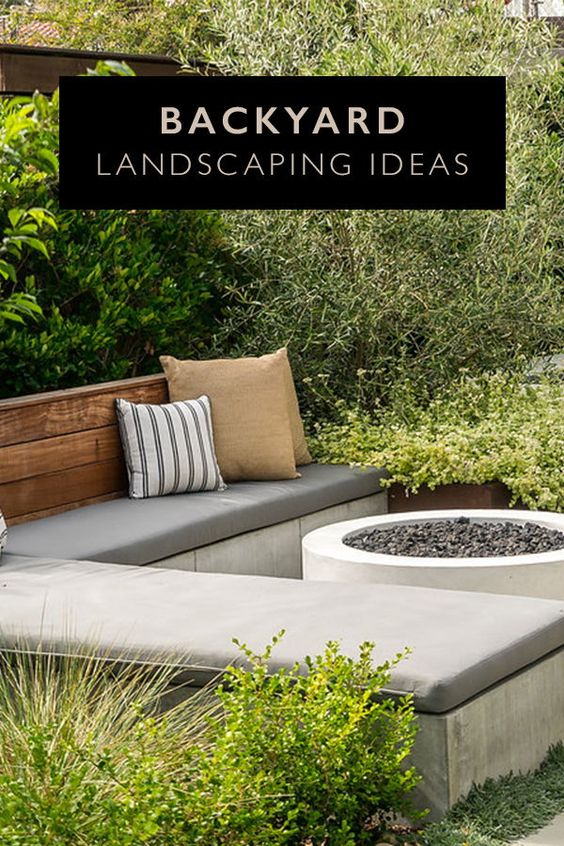 Have You Been Dreaming Of That Perfect Outdoor Entertaining Space This Summer We Ve Got Some Ideas For You Click With Images Garden Fire Pit Modern Fire Pit Outdoor Fire