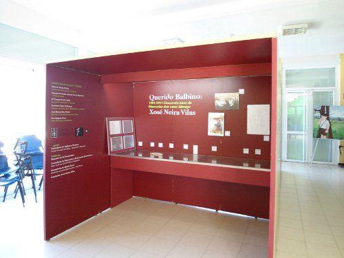 Querido Balbino, 1961-2011. 50 anos de 'Memorias dun neno labrego' @ Parque Náutico de Castrelo de Miño (Ourense) expo exposición Xosé Neira Vilas literatura