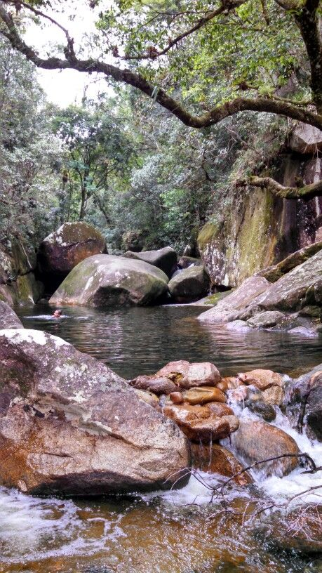 Cachoeira do Maciambú - Palhoça - Brasil