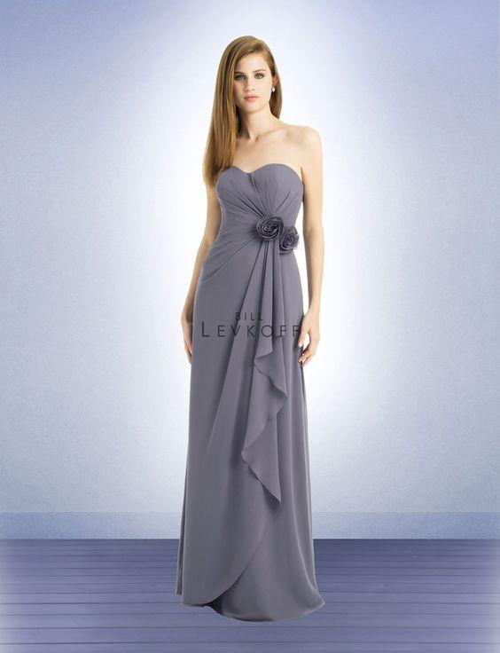 Bill Levkoff Bridesmaid Dresses - Style 729 #bridesmaid #dresses