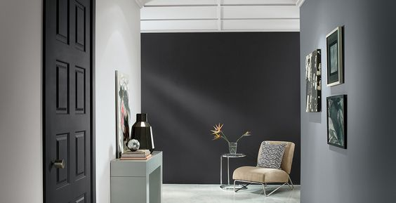 Behr Behr Paint And Pewter On Pinterest