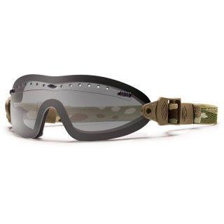 Smith Optics Elite-Boogie Sport Goggle MultiCam-Gray Lens