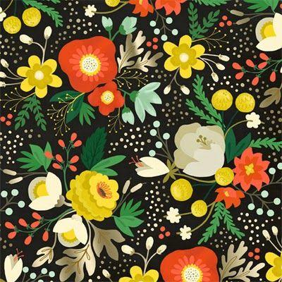 print & pattern: - my mind's eye