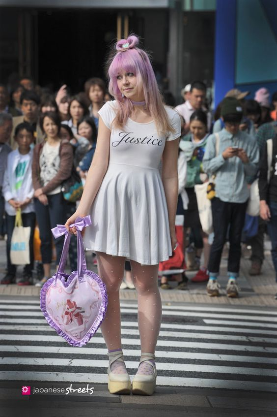 Cult Party Kei fashion outside of Japan