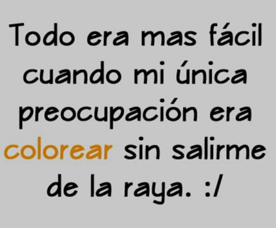 Colorear  #frases