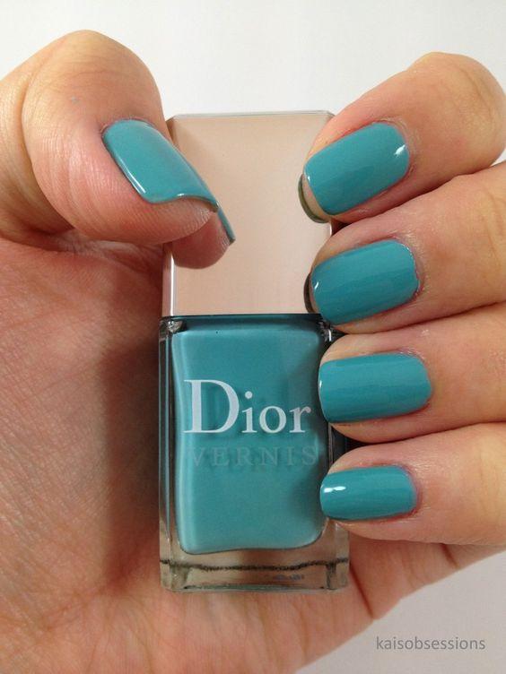 Tiffany and co nail polish-3269