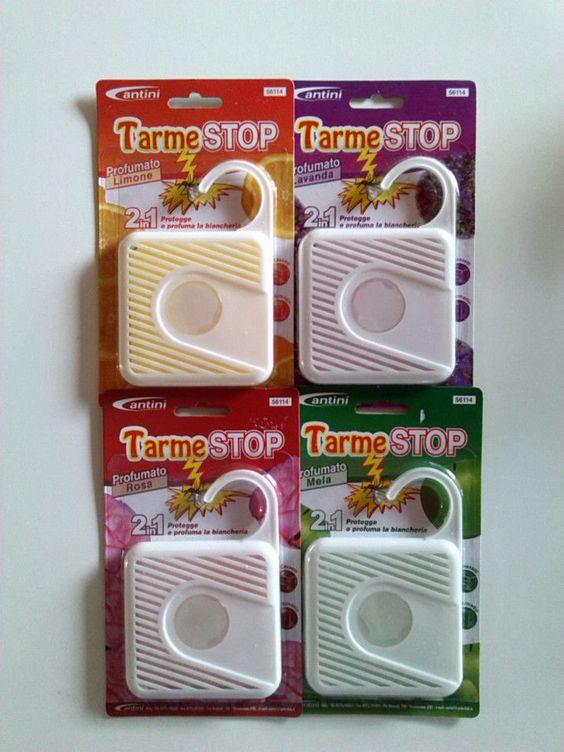 deodorante insetticida tarmestop in 4 fragranze deodorante