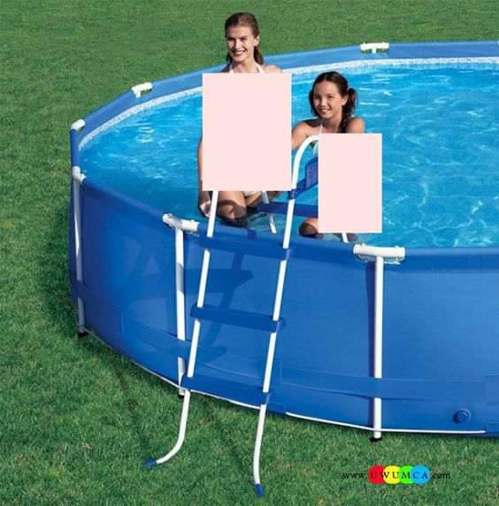 Above Ground Pool Pad Ideas liner installation Swimming Poolswimming Pool Ladder Pads Above Ground Swimming Pool Ladder Pad Ladder For 30