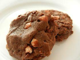 Fanksgiving: Mini Rocky Road Cookies
