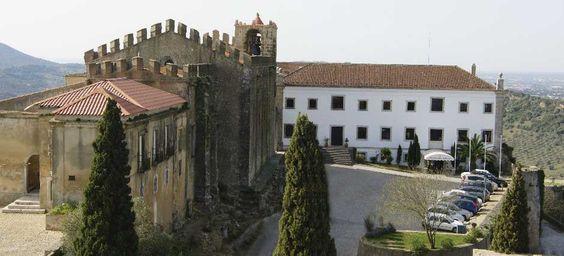Pousada de Palmela - Castelo de Palmela, hotel home 01