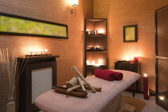 Spas, Spa treatment room and Treatment rooms on Pinterest