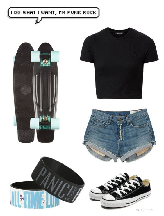 """""""Skateboarding with My Friends (Yeah Right)"""" by jigglypuff-irwin ❤ liked on Polyvore"""
