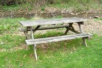 How to Refinish Wooden Picnic Tables (8 Steps) | eHow