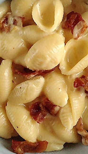 Killer Mac And Cheese With Bacon Recipe Mac Bacon And