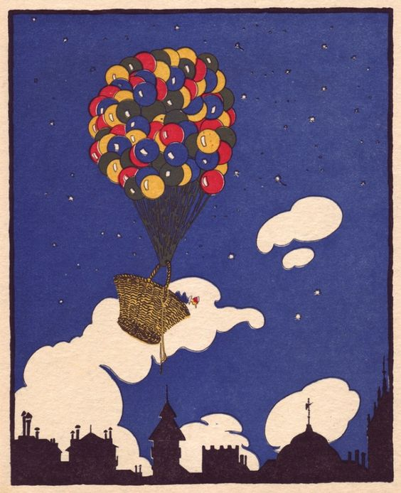 Lilalu Paperette Design Pinocchio 1916
