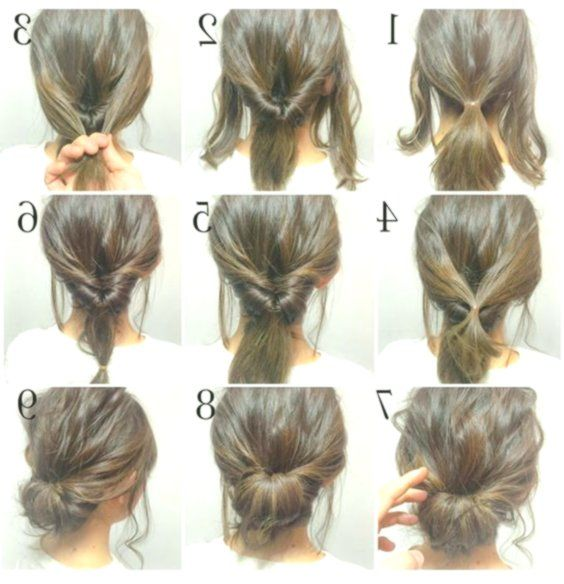 60 Simple Step By Step Instructions For Hair For Long Medium And Short Hair Frisuren Mittellan Party Hairstyles For Long Hair Easy Hairstyles Hair Styles