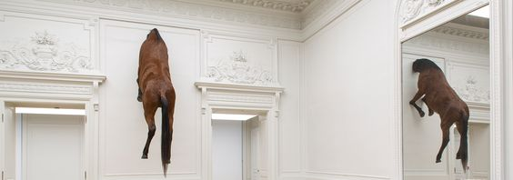 maurizio cattelan returns to the art world with a major exhibit at the monnaie de paris