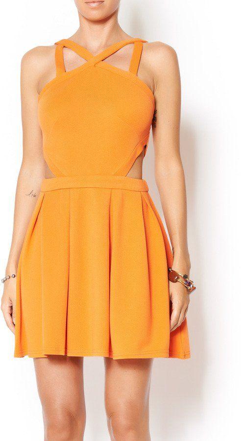 Pin for Later: 27 Kleider für den Junggesellinnenabschied Viva Las Vegas Bentley PureHype Cutout Dress ($52)