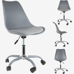 Schreibtischstuhl Fur Grundschulkinder Grau Vertbaudet In 2020