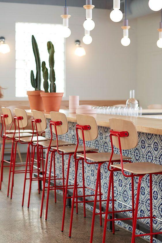 Look Book Vol 5 In 2020 Bar Stools Restaurant Design Counter Stools