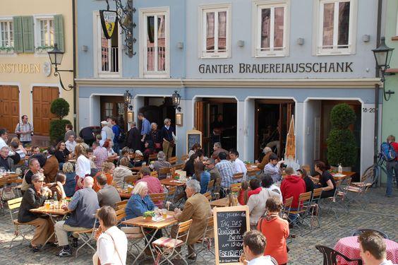 Ganter Brauereiausschank Freiburg - Bilder Galerie