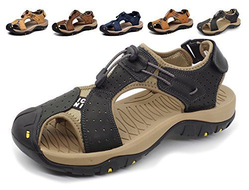 Beach Leather Casual Shoes