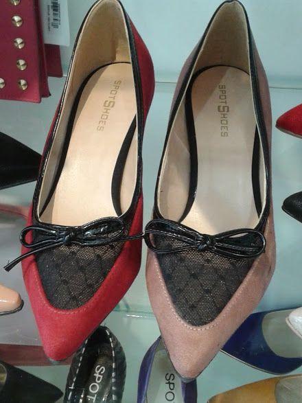 Scarpins loja Spot Shoes - Março 2014 - Bom Retiro